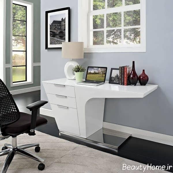 دیزاین مدرن میز کار