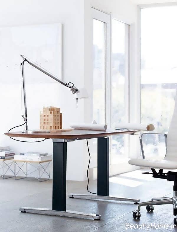 دیزاین متفاوت میز کار