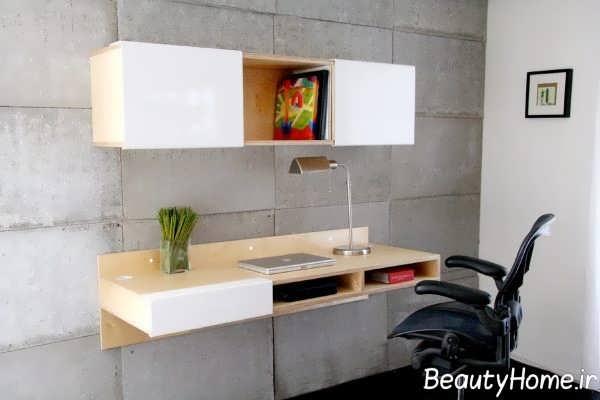 دیزاین زیبای میز کار