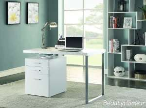 طراحی شیک میز کار