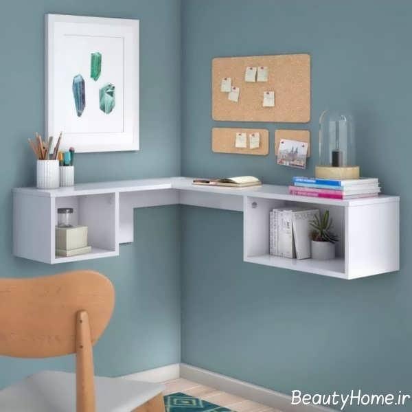 میز کار با دیزاین جذاب