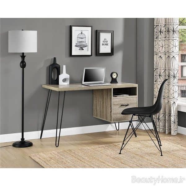 میز کار زیبا و ایده آل