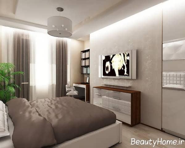 طراحی عالی اتاق خواب مستر