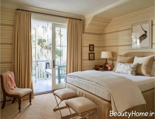 چیدمان عالی اتاق خواب مستر