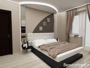 دیزاین شیک اتاق خواب مستر