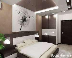 دیزاین متفاوت اتاق خواب مستر