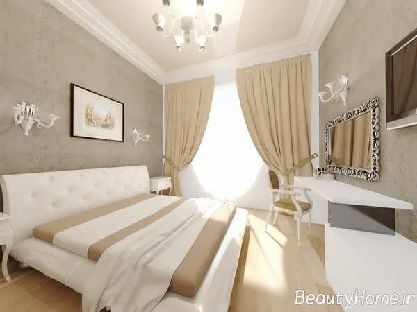 دیزاین جذاب اتاق خواب مستر