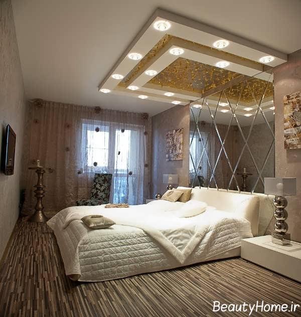 اتاق خواب شیک و زیبا