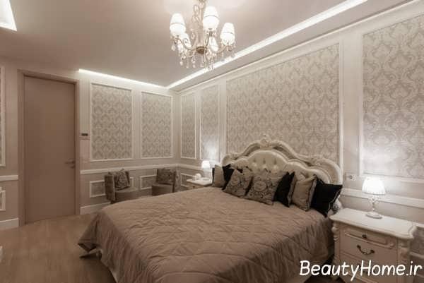 طراحی فوق العاده اتاق خواب مستر