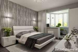 دکوراسیون متفاوت اتاق خواب