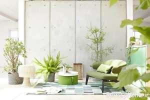 دیزاین خاص اتاق پذیرایی