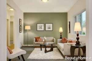 اتاق پذیرایی جذاب و عالی