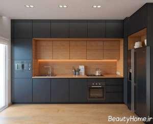 دکوراسیون عالی دیوار آشپزخانه