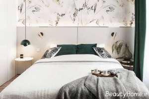 اتاق خواب شیک و متفاوت