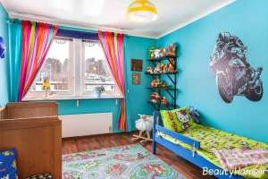 دیزاین داخلی اتاق کودک