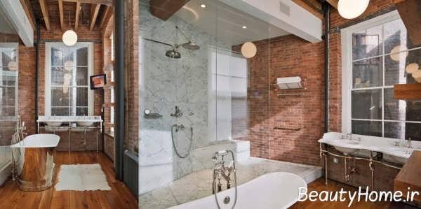 طراحی فوق العاده حمام