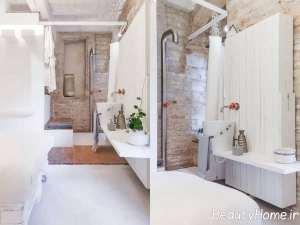 حمام متفاوت