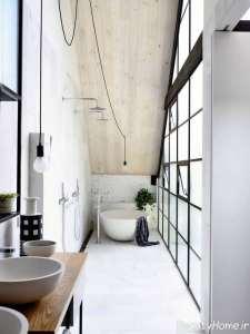 طراحی صنعتی حمام