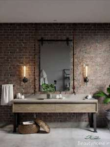 دیزاین شیک حمام