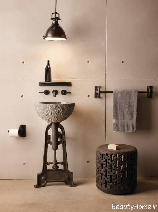 دکوراسیون صنعتی حمام