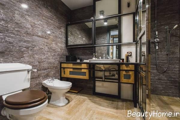 چیدمان صنعتی حمام