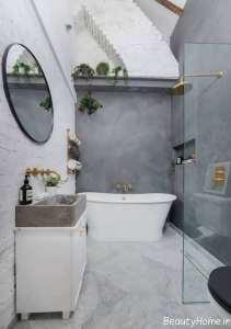 دیزاین زیبای حمام