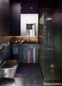 دیزاین لاکچری حمام