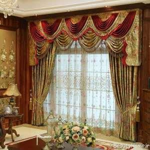 مدل پرده گیپور سلطنتی