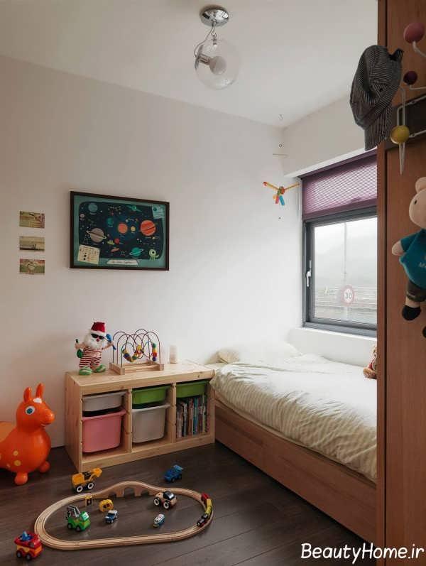 دیزاین جذاب اتاق کودک