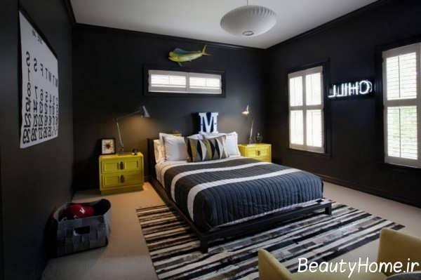 اتاق پسرانه زیبا و عالی