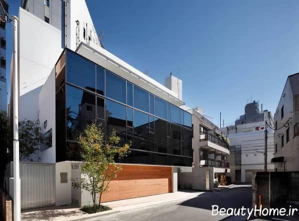 معماری ویلای ژاپنی