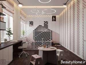 نورپردازی ایده آل در اتاق پذیرایی