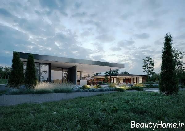 دیزاین زیبای ویلا