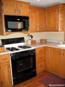 انواع مدل کابینت گوشه آشپزخانه