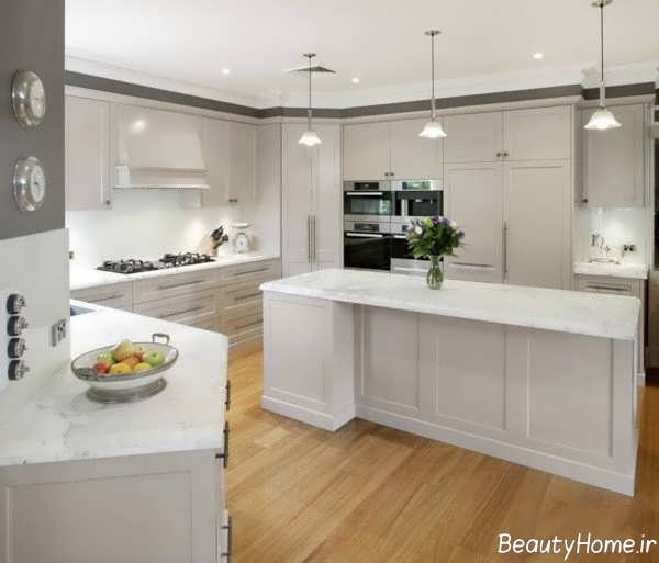 Pictures Of Beautiful Kitchen Designs Layouts From Hgtv: مدل کابینت گوشه آشپزخانه با طرح های متفاوت و کاربردی