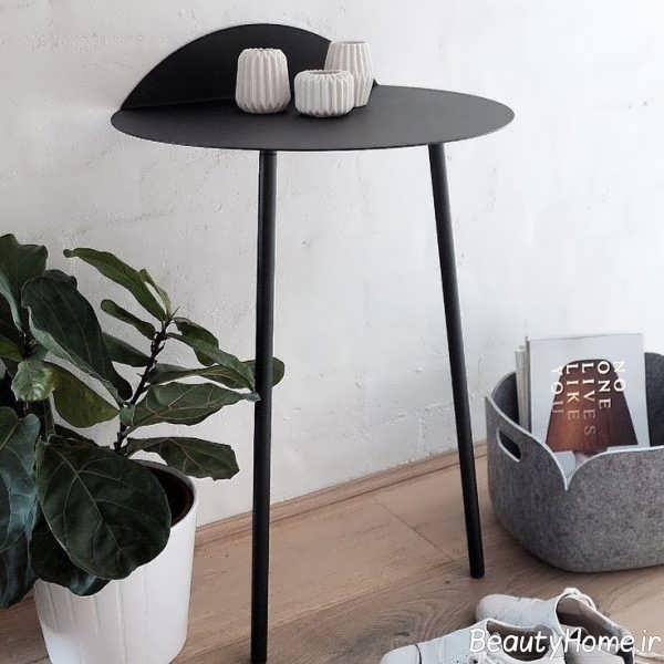 طراحی میز عسلی