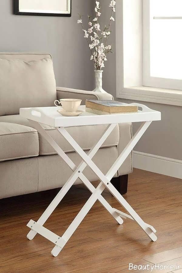 میز جلو مبلی کوچک