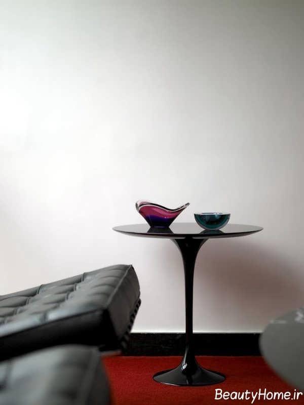 طراحی شیک میز عسلی
