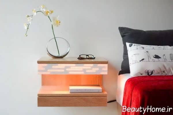 طراحی زیبای میز پیش دستی