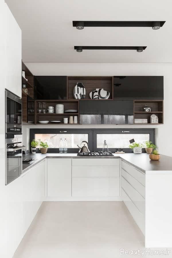 دکوراسیون شیک و جالب آشپزخانه