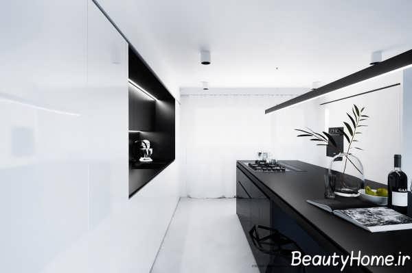 آشپزخانه لاکچری