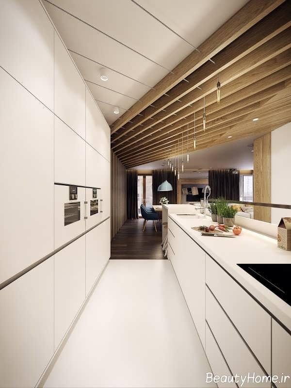 آشپزخانه گالی