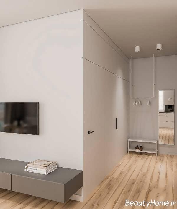 طراحی ظریف محیط داخلی منزل