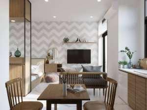 آپارتمان کوچک برای زوج های جوان