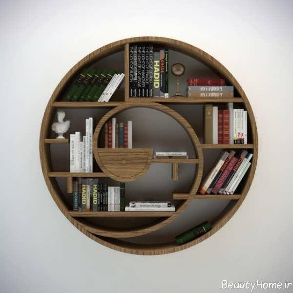قفسه کتاب فانتزی و جدید
