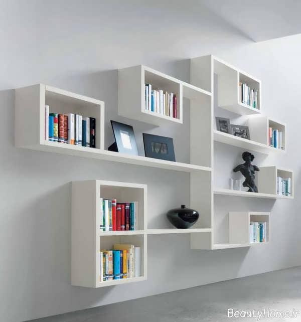 قفسه کتاب جدید