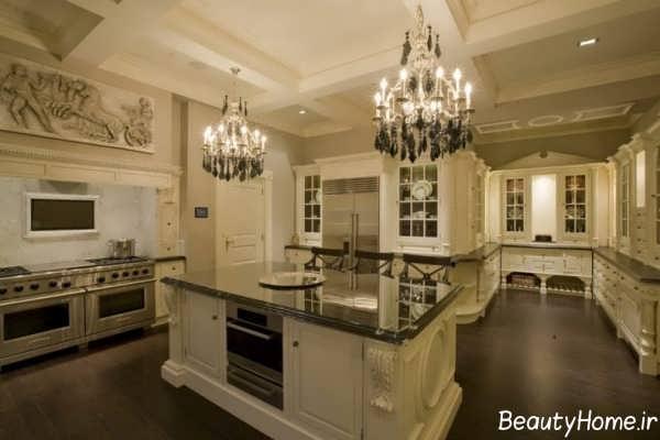 مدل میز بار آشپزخانه