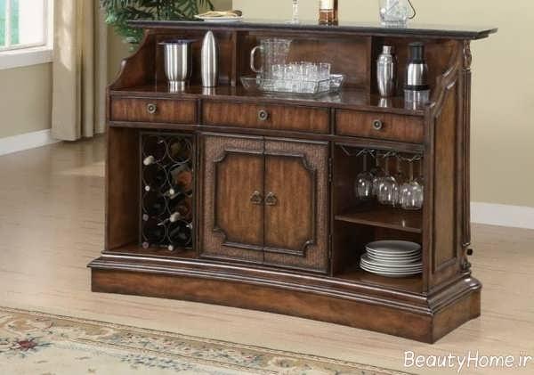 مدل میز بار سلطنتی و کلاسیک