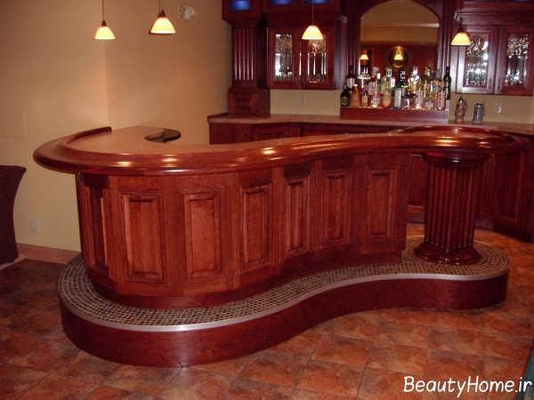 میز بار شیک و کلاسیک