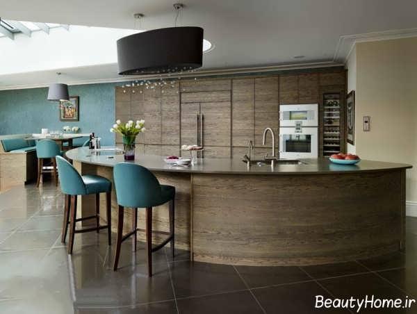 مدل میز بار برای آشپزخانه